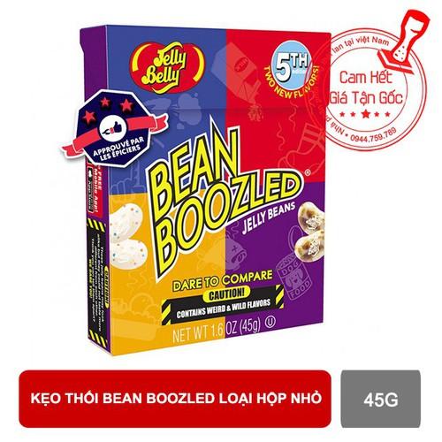 Kẹo thối bean boozled hộp nhỏ 45gr phiên bản 5