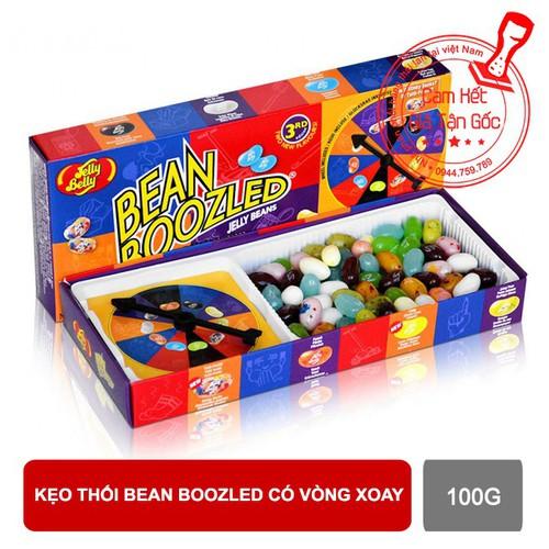 Kẹo thối bean boozled có vòng xoay 100gr phiên bản 5
