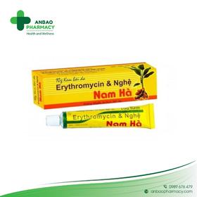 cOMBO 2 TUYP Erythromycin Kem Nghệ Nam Hà - TH279
