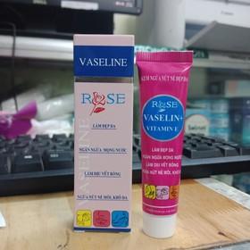 Vaseline Rose tuýp 10g - 1100