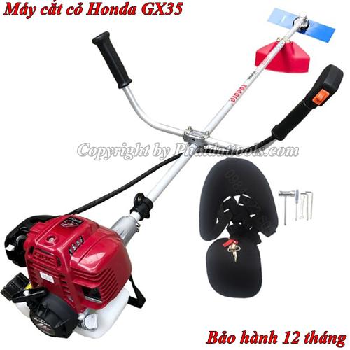 máy cắt cỏ honda GX35 thái lan-Động cơ 4T Bảo hành 12 tháng - gx35tl