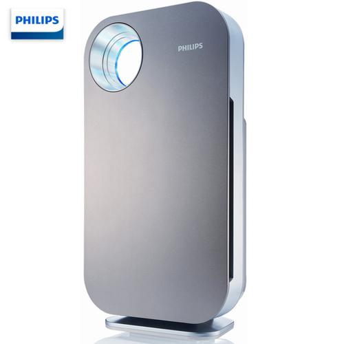 Máy lọc không khí, khử mùi, khử độc, kháng khuẩn dùng trong gia đình thương hiệu philips- ac4074 cao cấp màu xám- nhập khẩu chính hãng