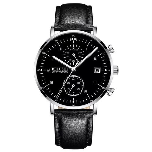 Đồng hồ nam thể thao belushi chính hãng chạy full kim - mã:dh630