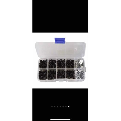 Hộp ốc 340pcs chuyên dùng cho đồ chơi điều khiển rc