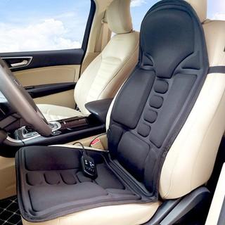 Ghế massage toàn thân trên ô tô - Ghế mát xa toàn thân 8 vùng da cao cấp hàng chính hãng - Đệm massage cao cấp - NMS6 thumbnail