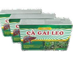 [CHÍNH HÃNG]-- Combo 2 hộp - BỔ GAN CÀ GAI LEO - Cà Gai Leo Giảo Cổ Lam- Bổ gan- Giải độc gan-Giảm mệt mỏi do suy giảm gan- Hộp 60 Viên - Cà Gai Leo Giảo Cổ Lam