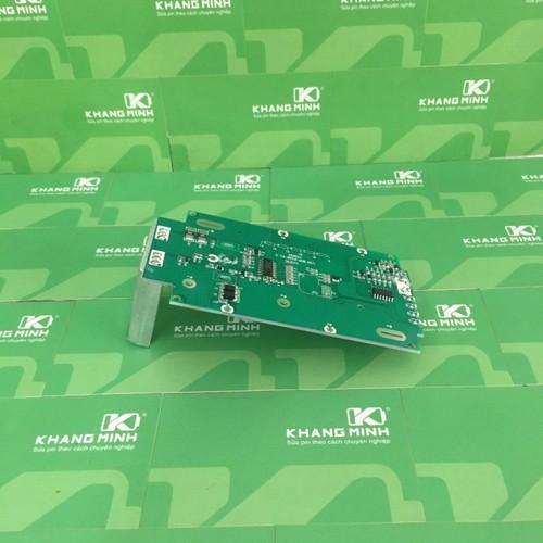 Mạch pin ryobi 5s 18v tản nhiệt, có led báo pin, mạch nhận sạc zin.