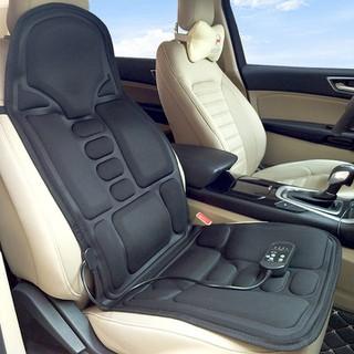 Đệm massage toàn thân - đệm mát xa trên ô tô 8 chức năng - NMS5 thumbnail