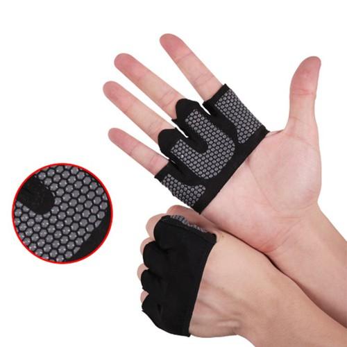 Găng tay nửa bàn chống chai tay gl006