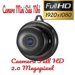 Camera IP Wifi Không Dây Mini Full HD 1080P có báo động chống trộm [ĐƯỢC KIỂM HÀNG] [ĐƯỢC KIỂM HÀNG]