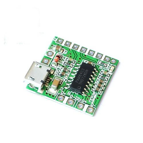 Mạch khuếch đại âm thanh pam8403 6w hifi 2.0 class d đầu micro mini - 17972440 , 22534841 , 15_22534841 , 15000 , Mach-khuech-dai-am-thanh-pam8403-6w-hifi-2.0-class-d-dau-micro-mini-15_22534841 , sendo.vn , Mạch khuếch đại âm thanh pam8403 6w hifi 2.0 class d đầu micro mini