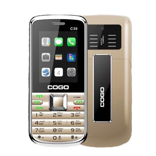 Điện thoại 4 sim 4 sóng cogo c39 kết nối bluetooth nghe nhạc + tặng sim nghe gọi miễn phí
