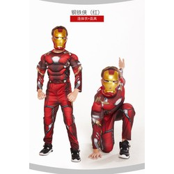 Trang Phục Iron Man Trẻ Em - Trang Phục Người Sắt Trẻ Em