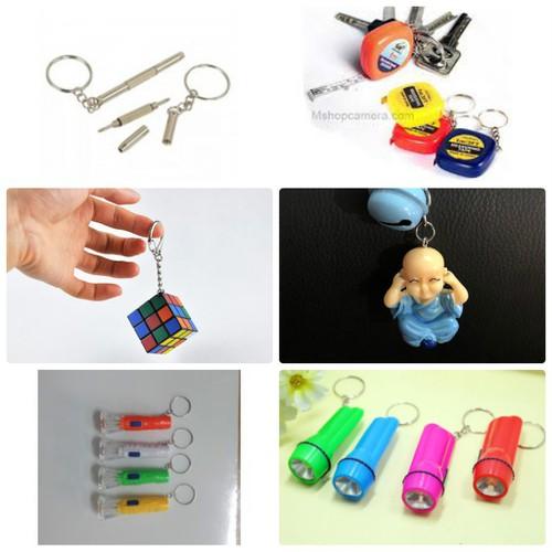 Giá hủy diệt móc khóa tô vít thước kéo chú tiểu đèn pin rubic vn mockhoa55 - 20235516 , 22536552 , 15_22536552 , 50000 , Gia-huy-diet-moc-khoa-to-vit-thuoc-keo-chu-tieu-den-pin-rubic-vn-mockhoa55-15_22536552 , sendo.vn , Giá hủy diệt móc khóa tô vít thước kéo chú tiểu đèn pin rubic vn mockhoa55