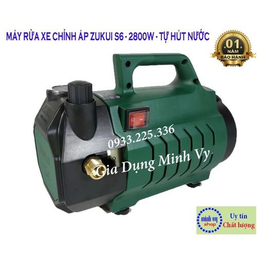 Máy xịt rửa xe chỉnh áp zukui s6 - 2800w - model 2019-bh 12 tháng- có chỉnh áp lực - 17978669 , 22544464 , 15_22544464 , 2399000 , May-xit-rua-xe-chinh-ap-zukui-s6-2800w-model-2019-bh-12-thang-co-chinh-ap-luc-15_22544464 , sendo.vn , Máy xịt rửa xe chỉnh áp zukui s6 - 2800w - model 2019-bh 12 tháng- có chỉnh áp lực