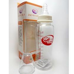 250ml - Bình nhựa GB BABY cao cấp cổ nhỏ không BPA - Nhật