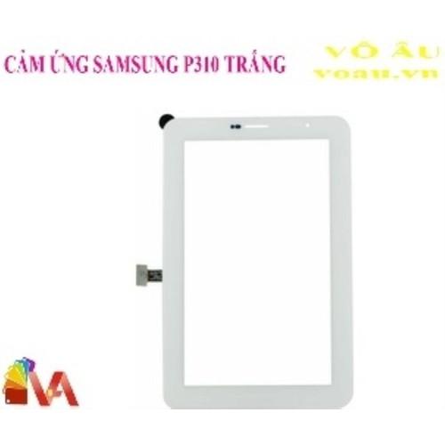 Mặt kính cảm ứng samsung p310 màu trắng