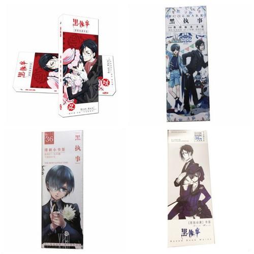 Bookmark hắc quản gia hộp ảnh tập ảnh đánh dấu sách kẹp sách tiện lợi 36 tấm dụng cụ học tập anime - 17774123 , 22543529 , 15_22543529 , 30000 , Bookmark-hac-quan-gia-hop-anh-tap-anh-danh-dau-sach-kep-sach-tien-loi-36-tam-dung-cu-hoc-tap-anime-15_22543529 , sendo.vn , Bookmark hắc quản gia hộp ảnh tập ảnh đánh dấu sách kẹp sách tiện lợi 36 tấm dụng