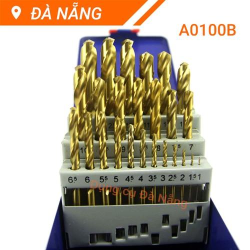 Bộ 25 mũi khoan sắt c-mart - 17982088 , 22550251 , 15_22550251 , 799000 , Bo-25-mui-khoan-sat-c-mart-15_22550251 , sendo.vn , Bộ 25 mũi khoan sắt c-mart