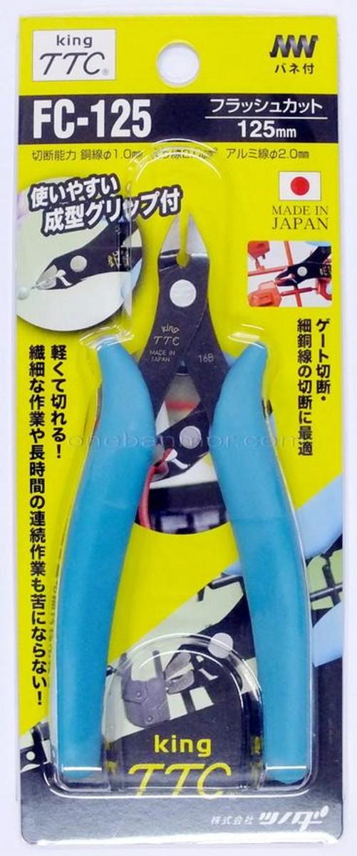 Kìm cắt chân linh kiện 125mm FC-125 Tsunoda