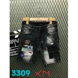 Quần shorts jeans nam SJ3309