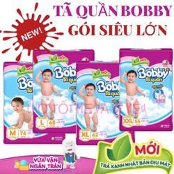TÃ QUẦN BOBBY M76-L68-XL62-XXL56
