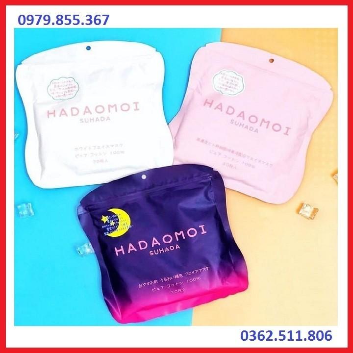 Mặt nạ Hadaomoi Suhada tế bào gốc Nhật Bản túi 30 miếng
