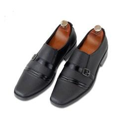 [sale off] giày tây kiểu giả dây đế cao mũi bằng