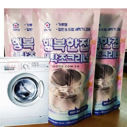 Combo 5 gói bột tẩy vệ sinh lồng máy giặt - 19582764 , 22575598 , 15_22575598 , 250000 , Combo-5-goi-bot-tay-ve-sinh-long-may-giat-15_22575598 , sendo.vn , Combo 5 gói bột tẩy vệ sinh lồng máy giặt