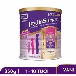 Sữa Pediasure BA 850g date mới