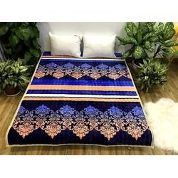 thảm trải giường mùa đông m6x2m