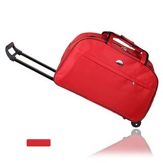 Vali du lịch - Vali du lịch kéo tay - Vali kéo vải chống thấm [ĐƯỢC KIỂM HÀNG] 22540577 - 22540577 thumbnail