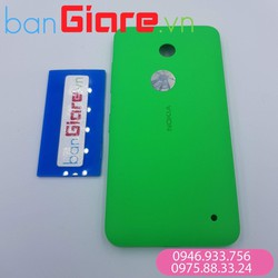 Nắp lưng Lumia 630 xanh lá Mới