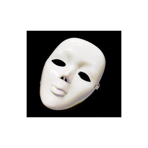 Đồ chơi hóa trang mặt nạ trắng jabbawockeez nữ y55 hàng chất sp mã vk5513