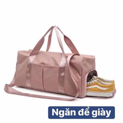 Túi du lịch đa năng chất đẹp có ngăn để giày