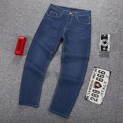 Quần jean nam big size phom cổ điển