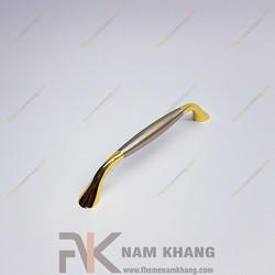 Tay cầm tủ thanh tròn đầu loe NK166-128XV