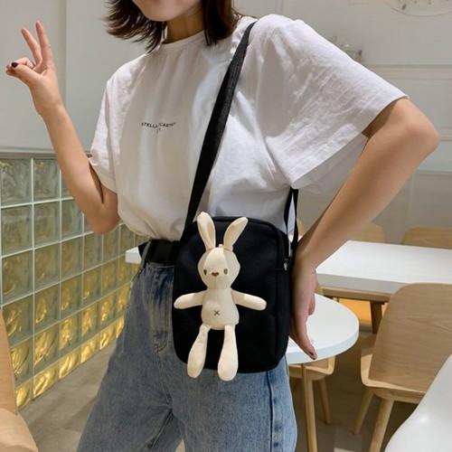 Túi thỏ đeo chéo