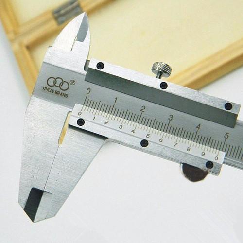 Thước kẹp thép không gỉ 150mm