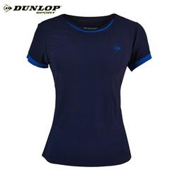 Áo Tennis nữ Dunlop - DATES9095-2 kiểu thun không cổ nữ