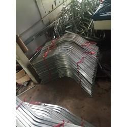 Nhận gia công uốn góc các loại sắt hộp theo yêu cầu
