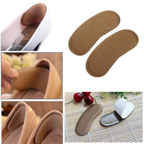 Set 2 miếng lót gót giày chống đau chân