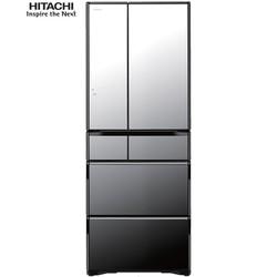 Tủ lạnh ngăn đá dưới dòng Made In Japan G Series Hitachi Inverter 536 lít R-G520GV