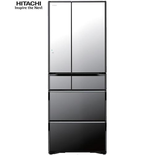 Tủ lạnh ngăn đá dưới dòng made in japan g series hitachi inverter 536 lít r-g520gv - 18051983 , 22662770 , 15_22662770 , 47279000 , Tu-lanh-ngan-da-duoi-dong-made-in-japan-g-series-hitachi-inverter-536-lit-r-g520gv-15_22662770 , sendo.vn , Tủ lạnh ngăn đá dưới dòng made in japan g series hitachi inverter 536 lít r-g520gv