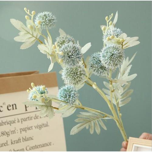 Cành hoa bồ công anh trang trí nội thất