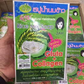 Xà phòng cám gạo Jam Thái Lan – Combo 3 cục 25k - 88588916079