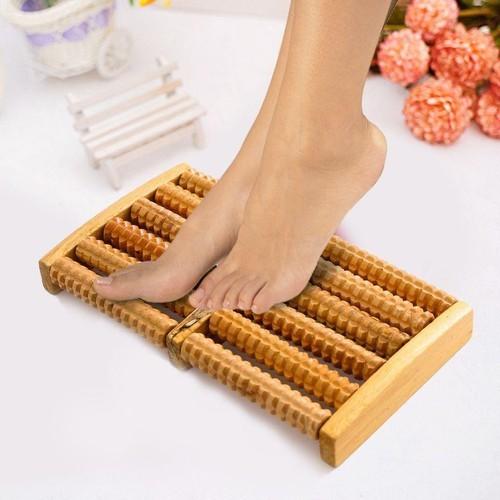[Freeship cực đã ] bàn matxa bàn chân bằng gỗ - cải thiện sức khỏe và tăng cường lưu thông máu