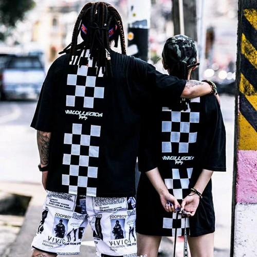 Áo thun phong cách hiphop