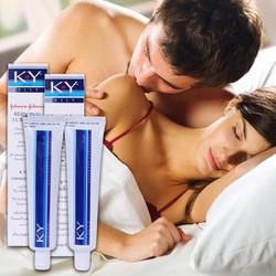 [ Sản phẩm hỗ trợ sức khỏe ] Gel KY K.Y làm trơn massage bôi ngoài giúp giảm đau dạng dịch trong suốt 50 gram