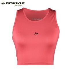 Áo Croptop thể thao Nữ Dunlop - DAGYS9147-2 Thoáng khí thoát mồ hôi co giãn tốt